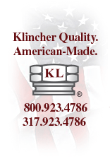 Klincher Quality. American Made.