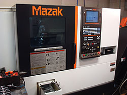 Mazak Quick Turn Smart CNC Machine
