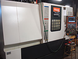 Mazak Vertical Center CNC Machine